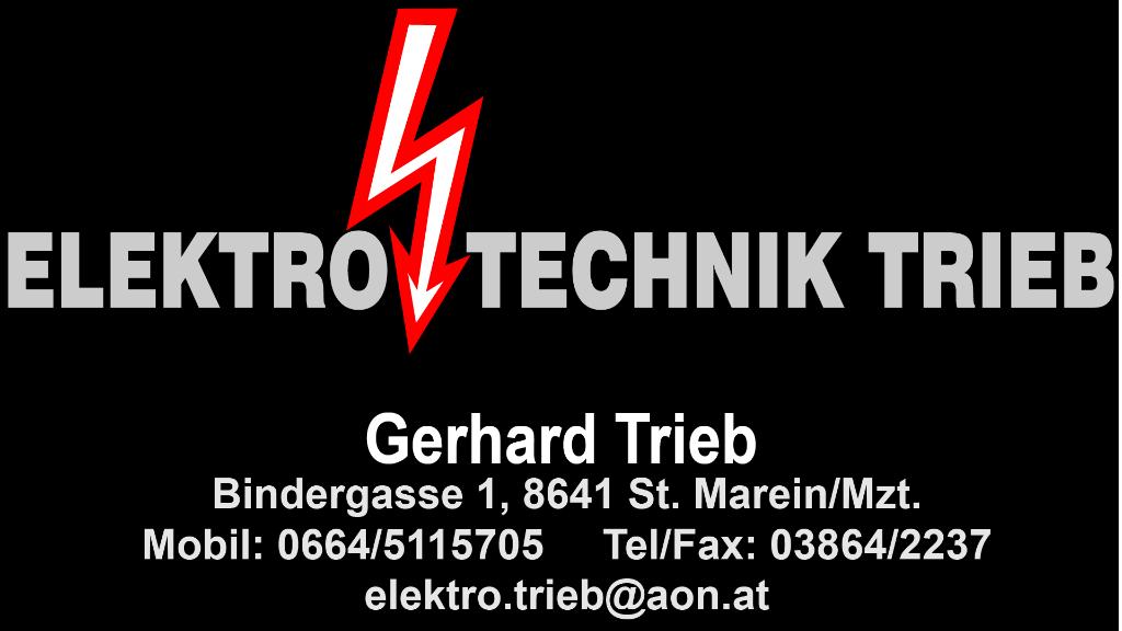 Elektrontechnik Trieb